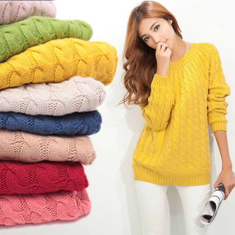 Яркие женские кофты