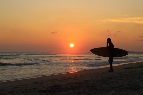 Самостоятельный серфинг на Шри-Ланке