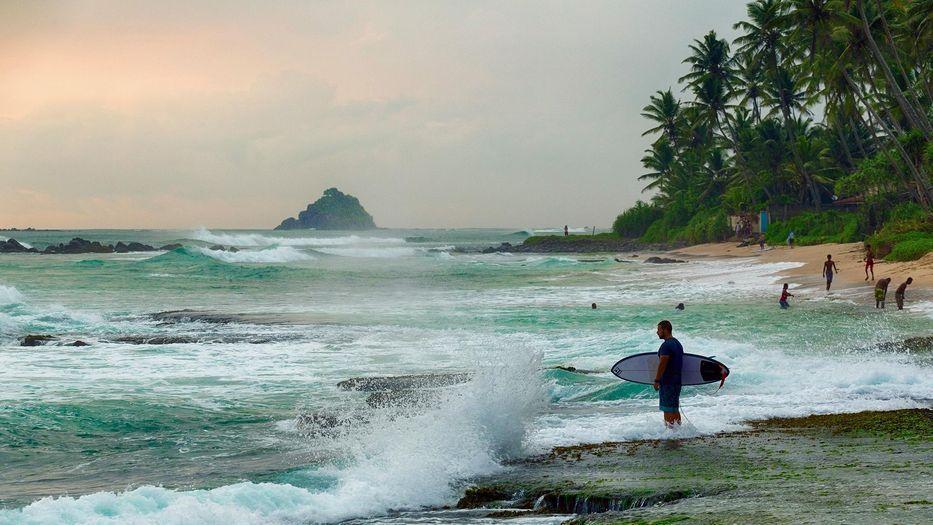 серфинг-туры на Шри-Ланку