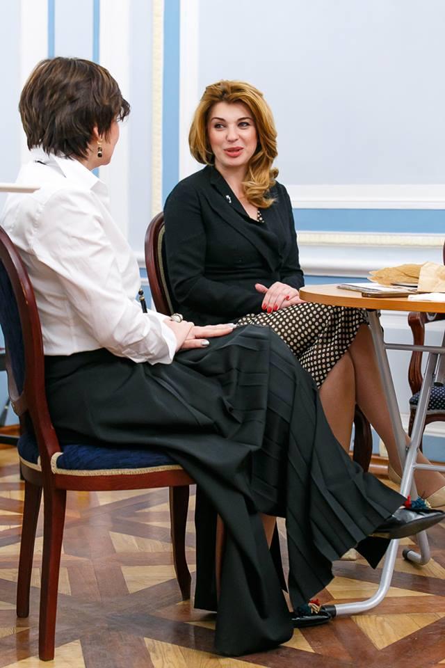 На пресс-встрече