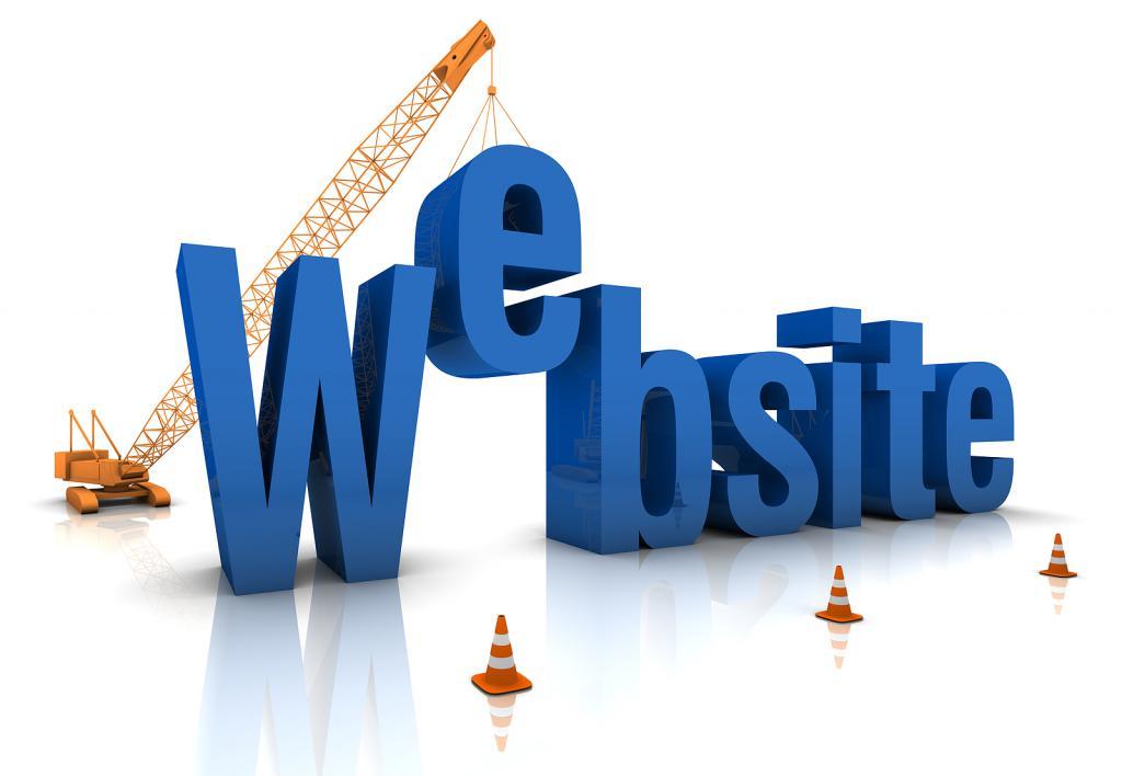 Строение веб-сайтов