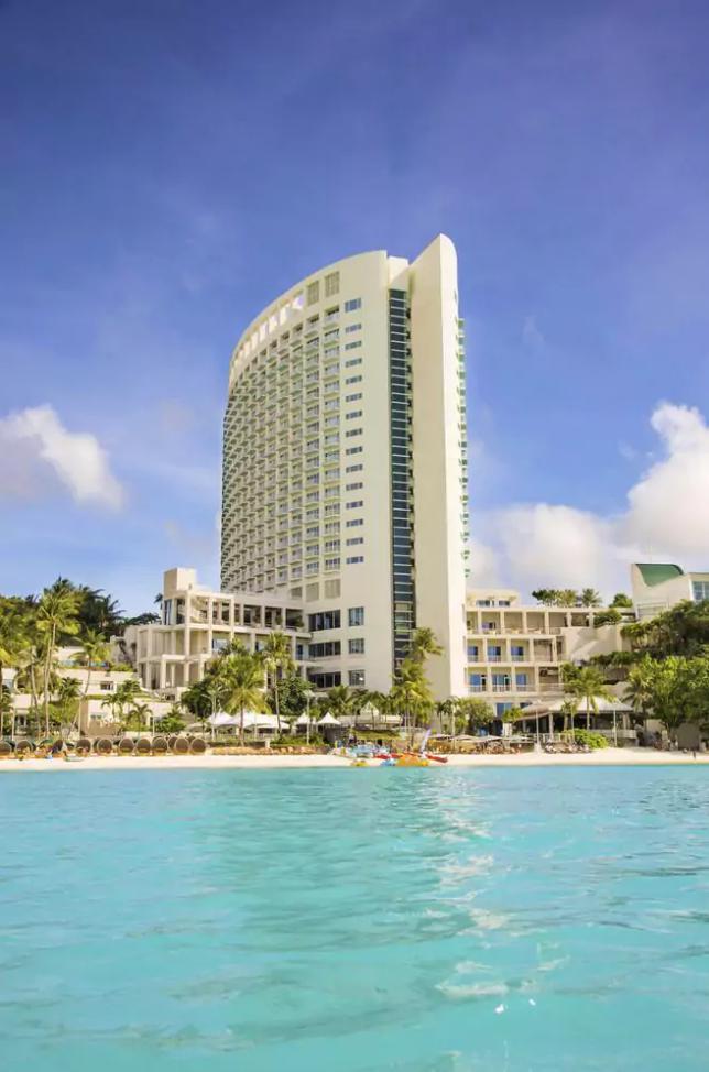 лучшие отели гуама