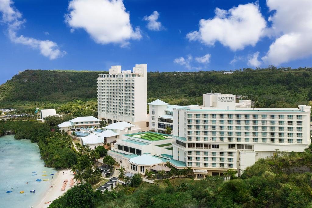 отель вестерн гуам