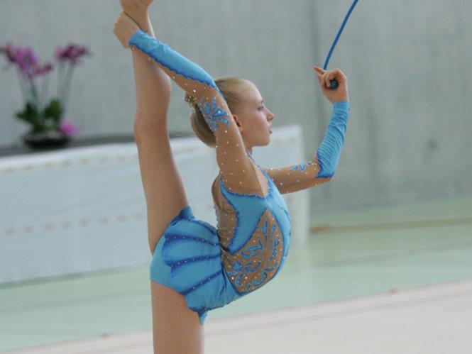 гимнастика наталья соколова ученица