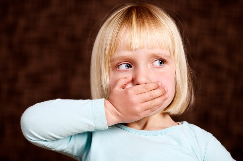 нарушение речи