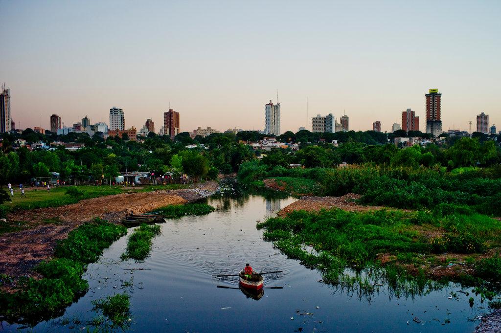Страна Парагвай
