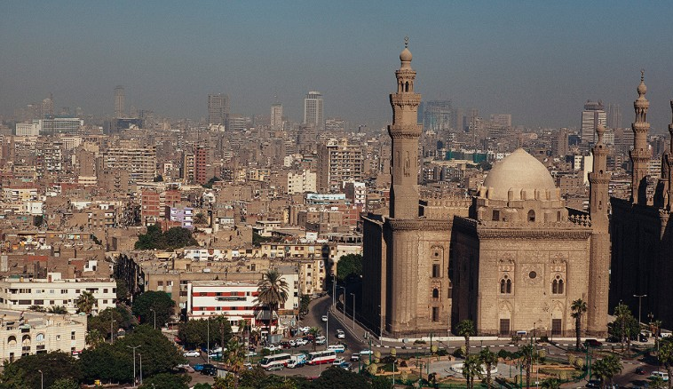 Государство Египет