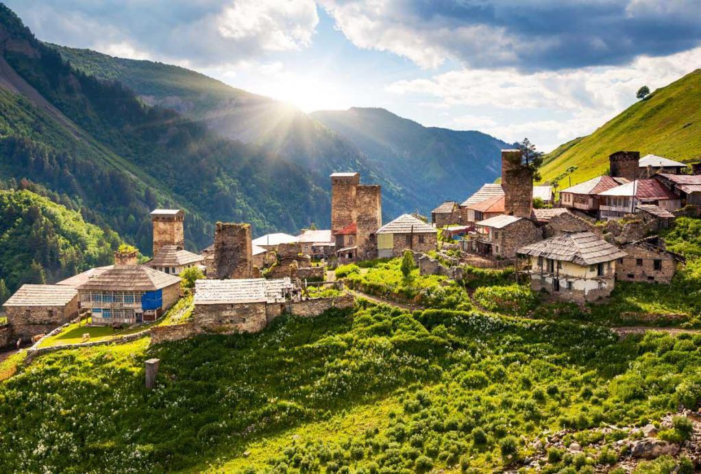 красоты Грузии