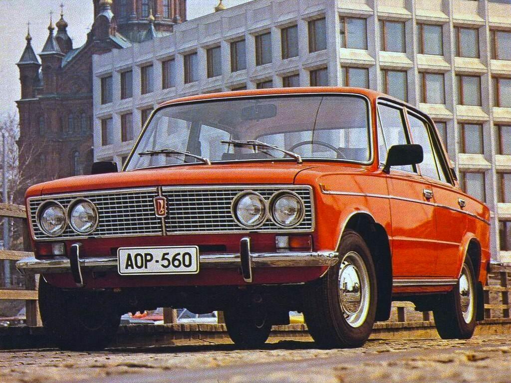 1972 Lada 2103 ваз