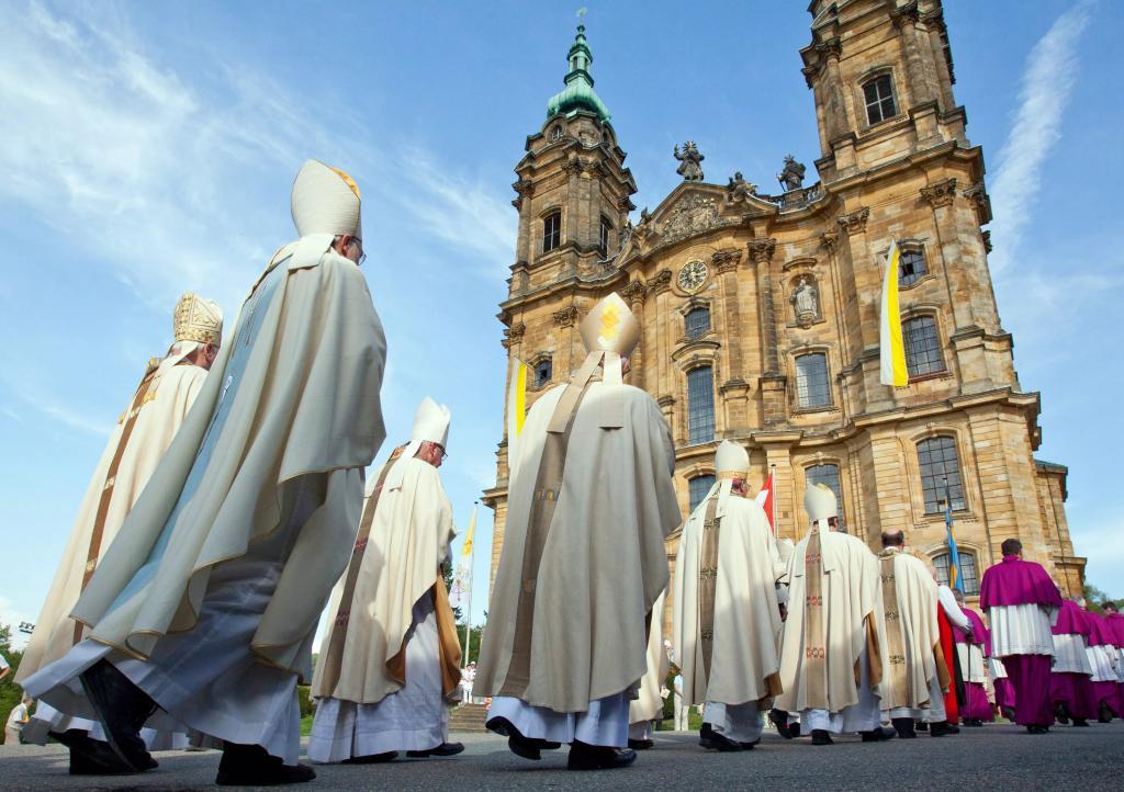 Католицизм в России