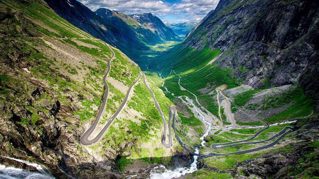 Природа в Норвегии