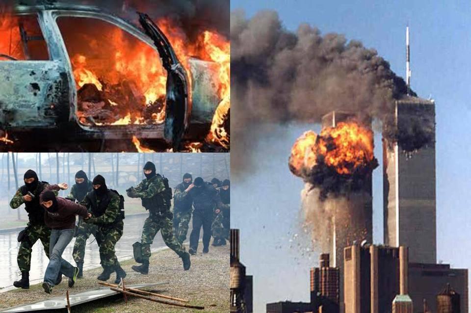 Самые громкие теракты мира
