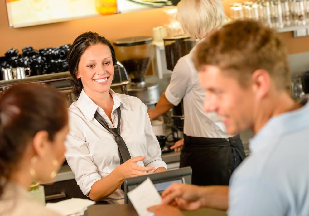 Что такое депозит стола в кафе