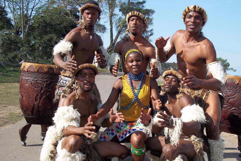 Южноафриканский народ