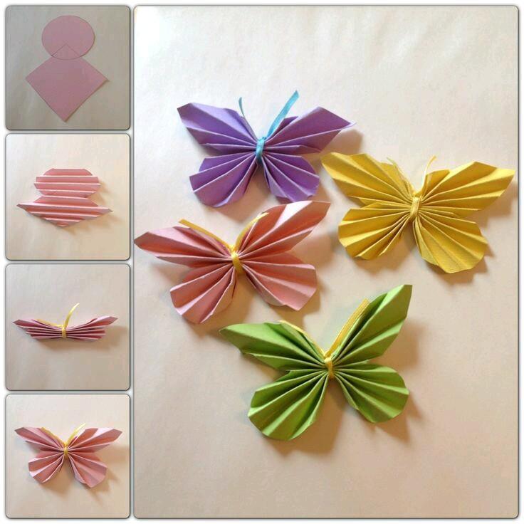 бабочки для детей