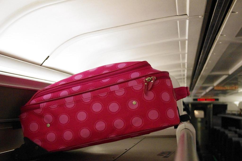 Забытая в вагоне сумка