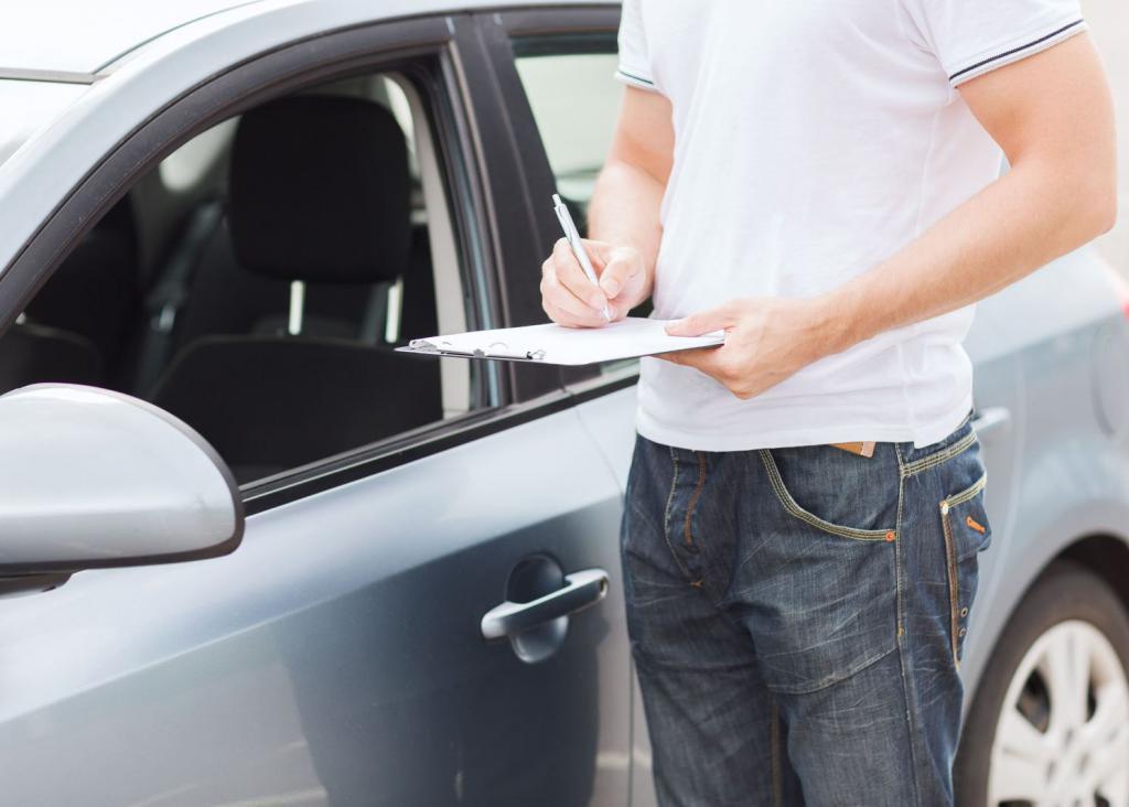 Расчет страхования машины