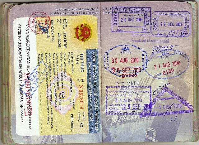 Транзитная виза в Сингапур для россиян