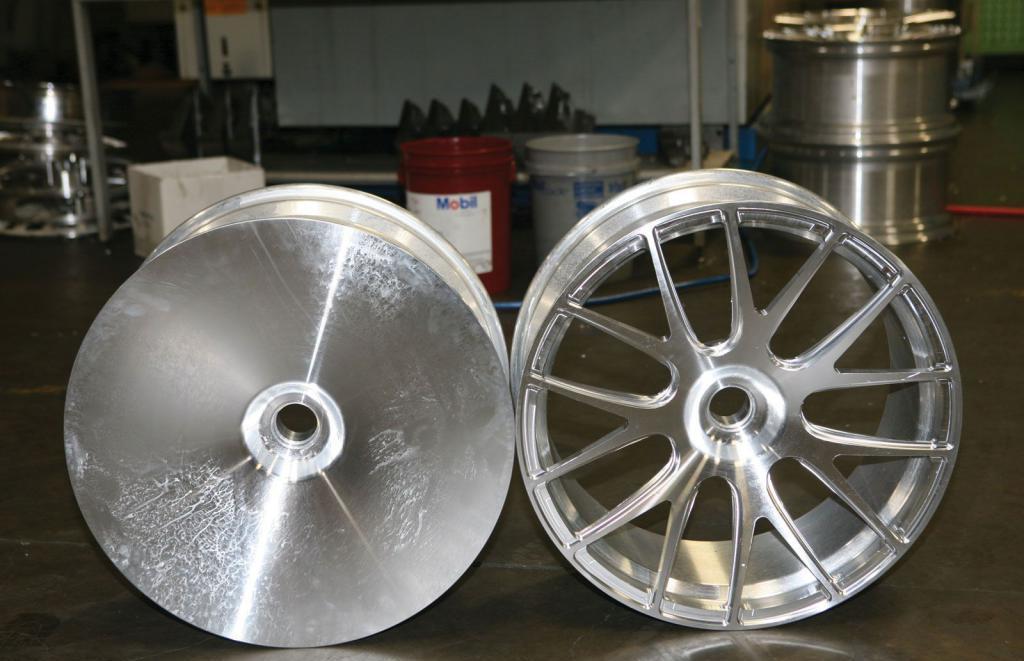 кованые и литые диски сравнение