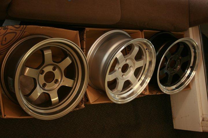 кованые и литые диски
