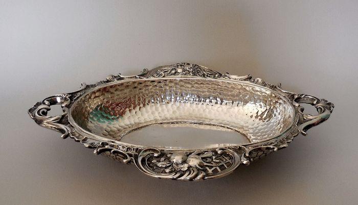 как отличить серебро от мельхиора способы