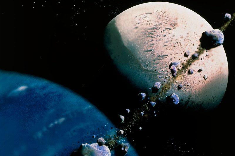 Нептун астероиды