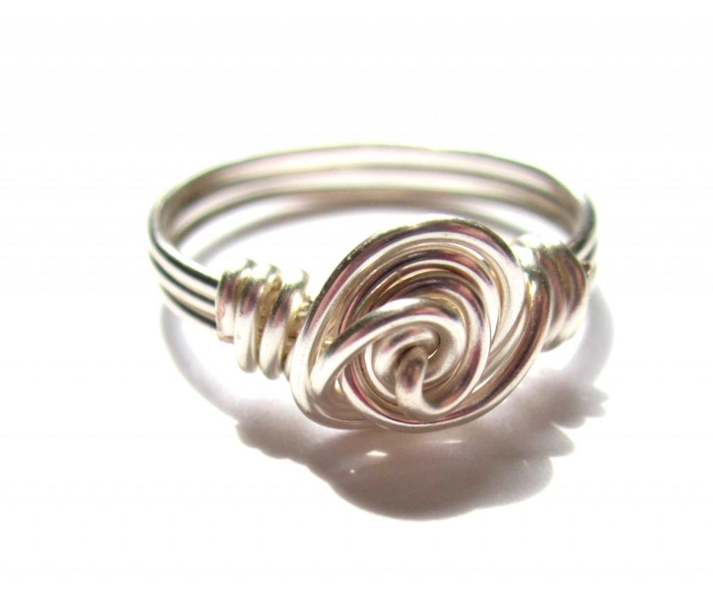 Кольцо-роза