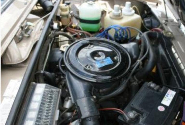 мотор атомобиля