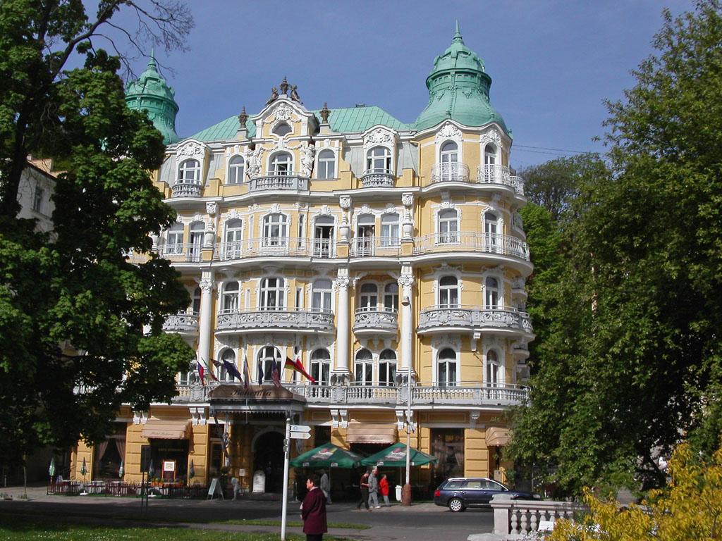 Марианске Лазне гостиницы