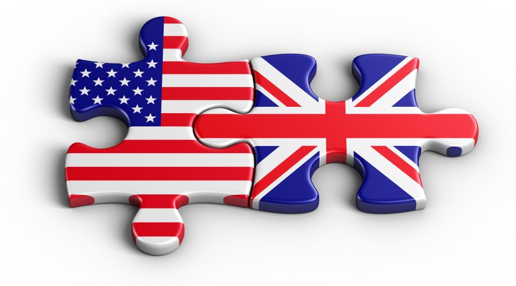 Язык США - английский
