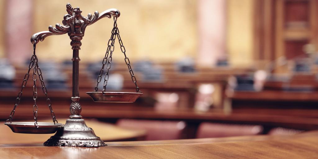 Правосудие в вышестоящем суде