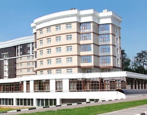 отели Зеленограда, Московская область