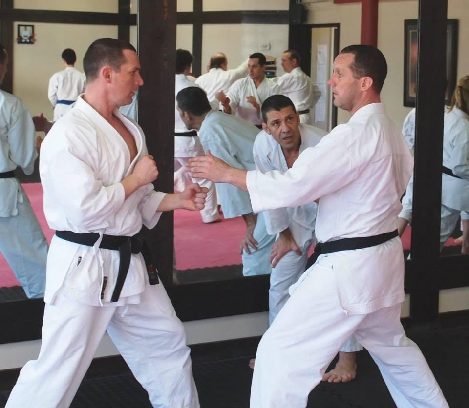 ос по японски в карате