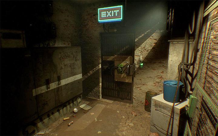 Эвакуационные выходы из подвального помещения