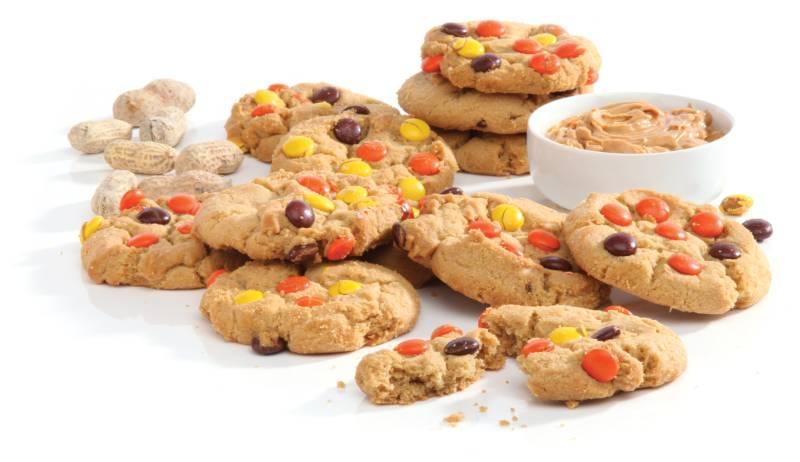 Песочные печенья