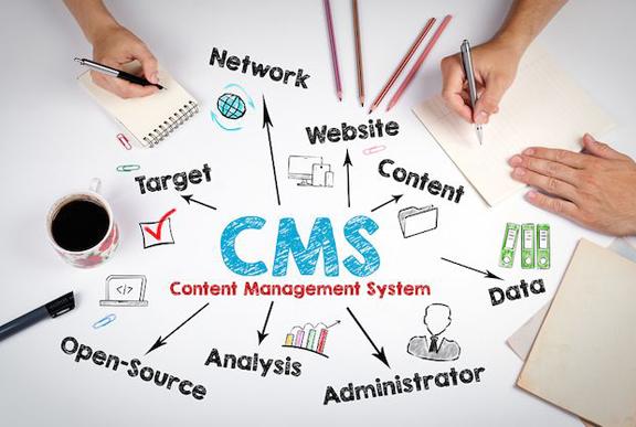 Использование CMS