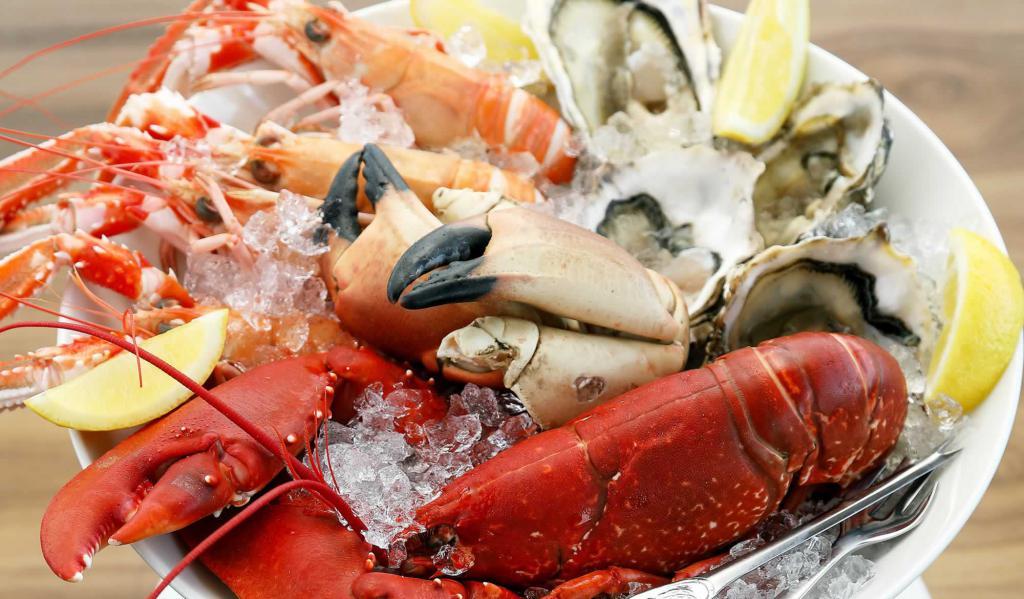 Морепродукты Италии