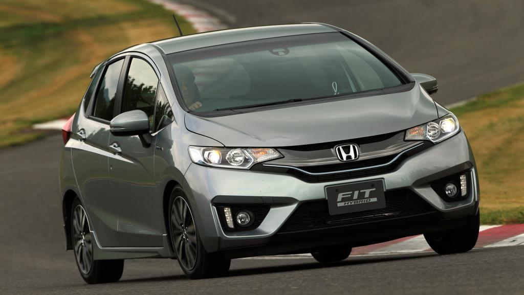 хонда фит гибрид характеристики