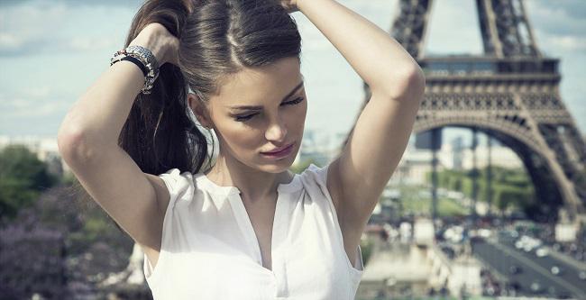 французская леди