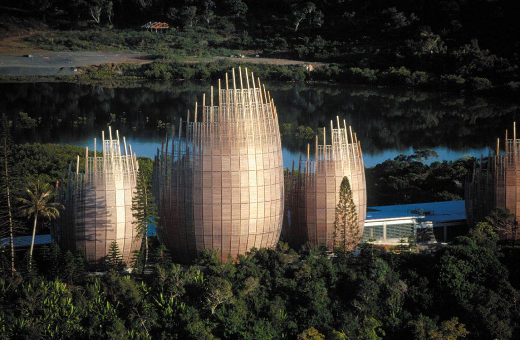 Бионическая архитектура здания