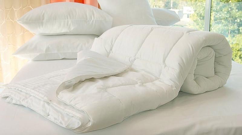 Пошив одеяла из синтепона