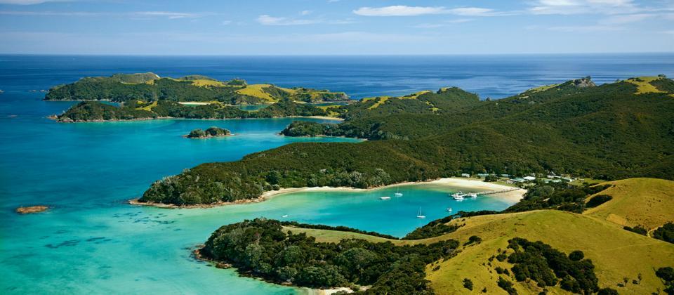 Новая Зеландия отдых цены с перелетом
