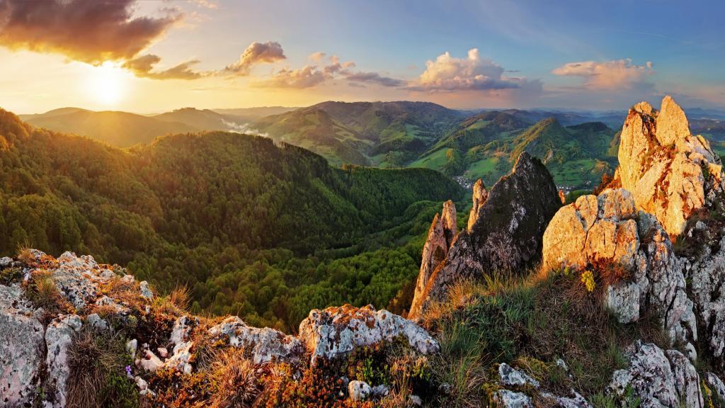 Словацкий пейзаж