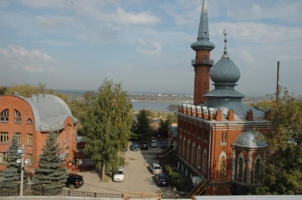 Нижегородская соборная мечеть режим