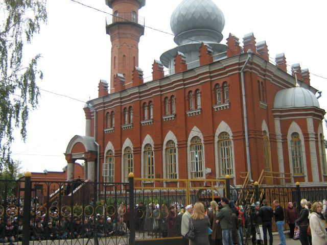 Нижегородская соборная мечеть адрес