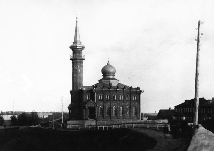 Нижегородская соборная мечеть фото