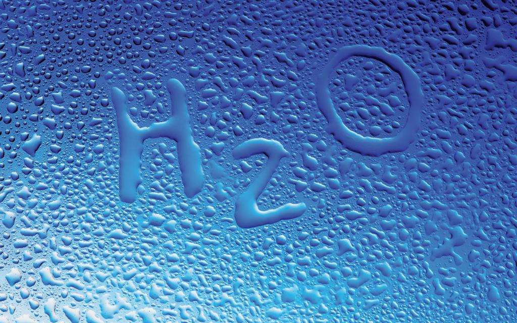 вода состав