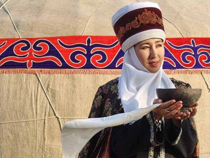кыргызские узоры