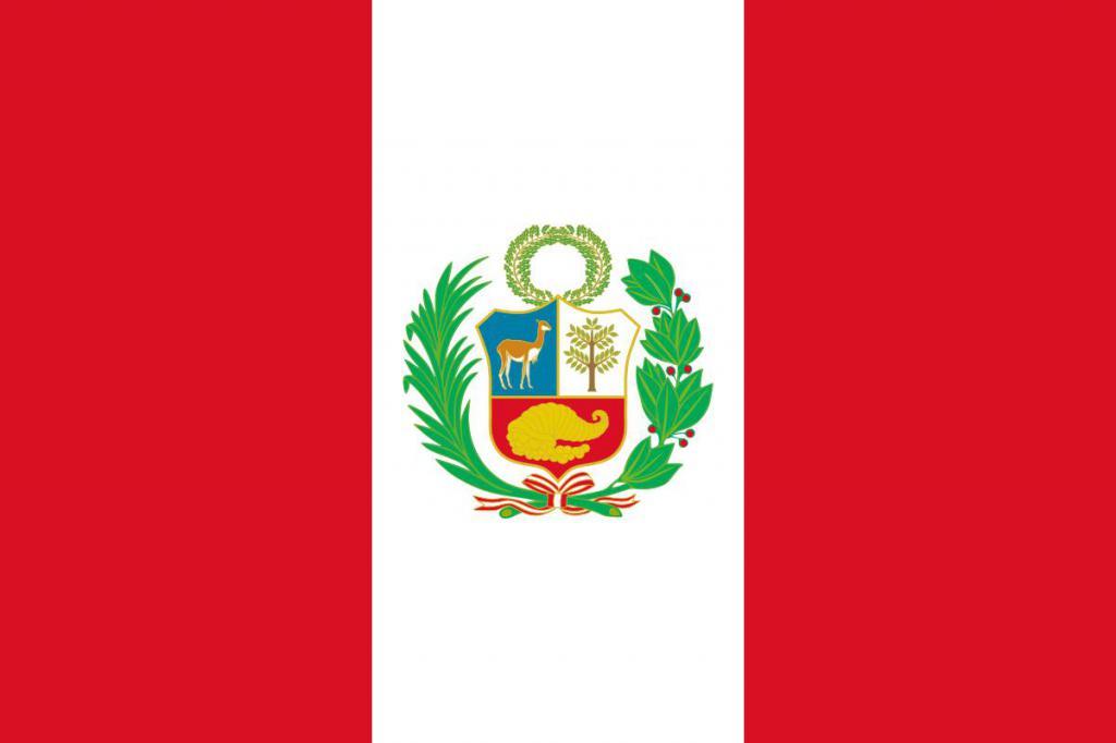 Перуанский флаг