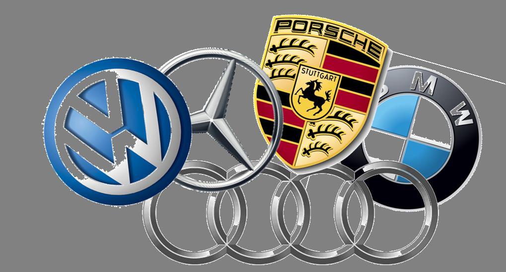 Немецкие марки автомобилей